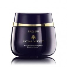Cremă de noapte cu efect reparator Royal Velvet