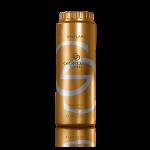 Pudră de talc parfumată pentru corp Giordani Gold