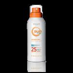 Spray lejer de plajă pentru corp FPS 25 mediu Sun Zone
